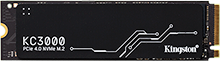 512G KC3000 PCIe 4.0 NVMe M.2 SSD