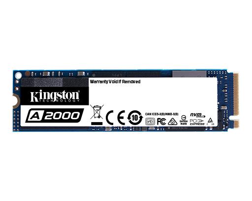 A2000 SSD - 250GB