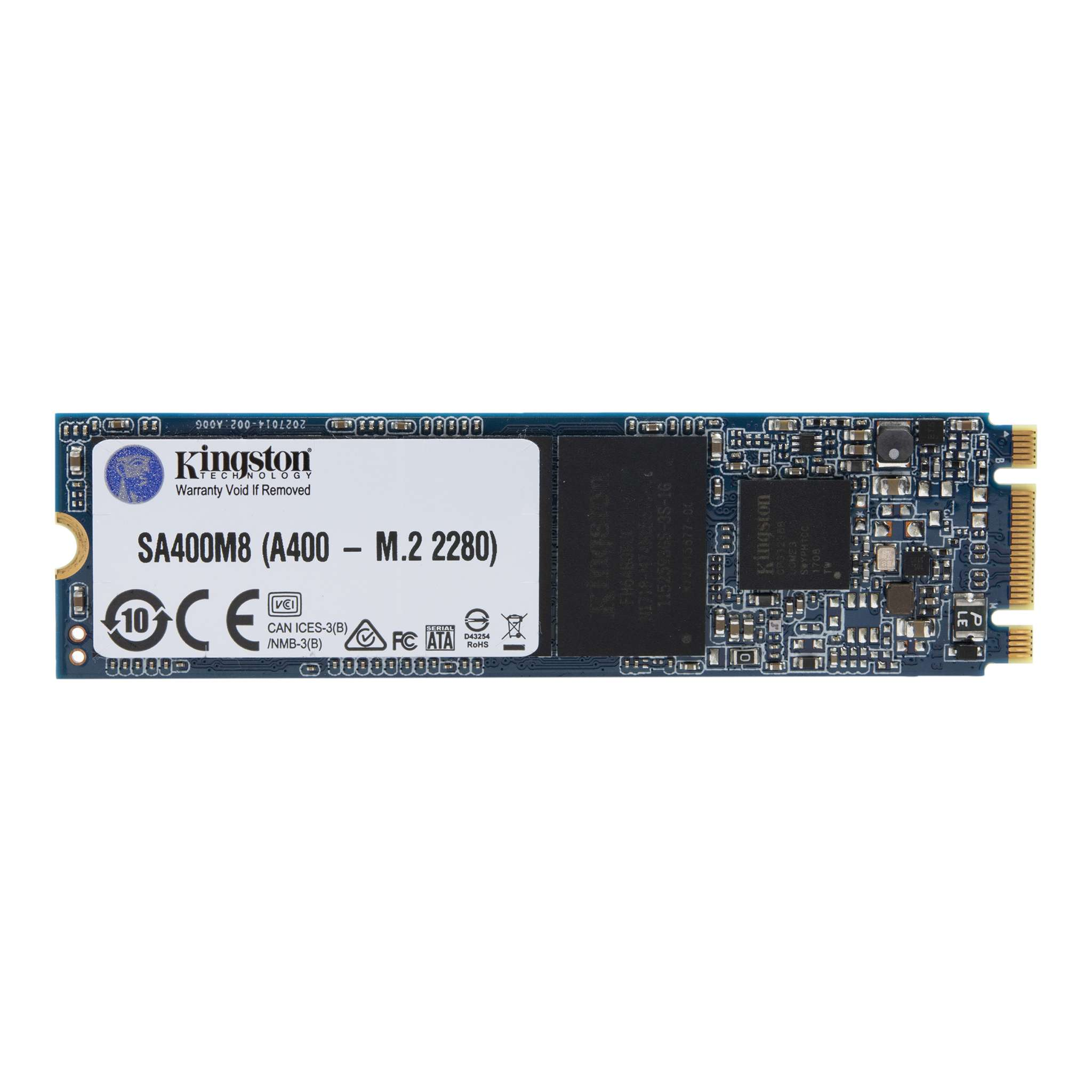A400 Solid State Drive – 120GB–960GB | Kingston