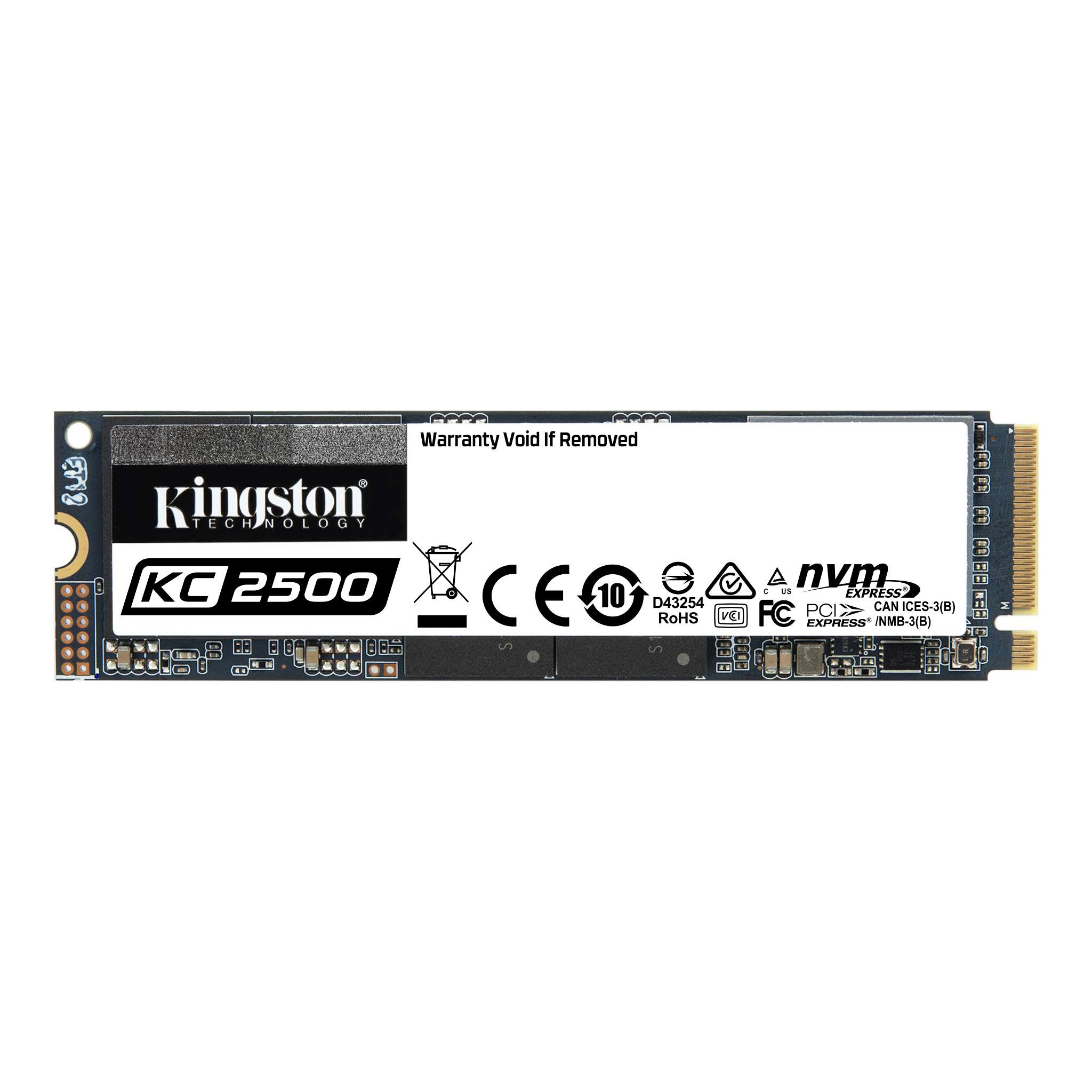 Kingston KC2500 Solid-State Drive (SSD)review