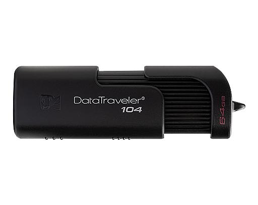 DataTraveler 104 - 64GB