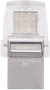 DataTraveler MicroDuo 3C USB Flash Bellek