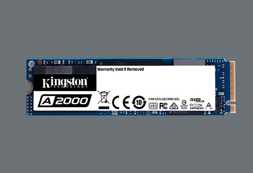 Color-Shift Technology - A2000 SSD
