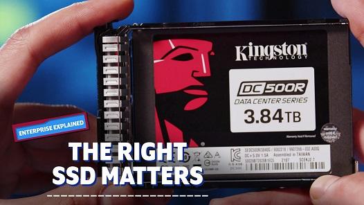 서버 SSD는 예측 가능한 대기 시간 수준에서 수행하도록 최적화되어 있지만 클라이언트(데스크탑/노트북) SSD는 그렇지 않으므로 서버에 적합한 SSD를 선택하는 것이 중요합니다. 이러한 차이로 인해 중요한 앱 및 서비스의 가동 시간은 향상되고 지연은 줄어듭니다.