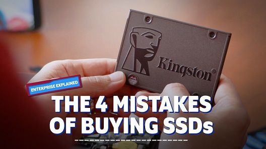 SSDs are all alike, right? You plug it in and instantly have all of that Flash Memory available for your workload? Right?  If you answered yes, then you've probably fallen to one of the 4 biggest mistakes you could make when selecting your SSD.