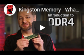 DDR4 RAM: an Introduction to the latest DRAM Memory Technology