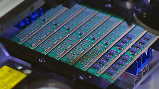 Take a virtual tour of Kingston's manufacturing floor to see how DRAM memory modules are made.