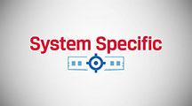 La DRAM específica del sistema de DRAM está fabricada para su PC. Los resultados de búsqueda de DRAM están basados en el número de modelo de su PC.