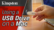 Copying files to a USB drive on a Mac is easy.  Just drag the files from one window to the other.  Watch to learn more.