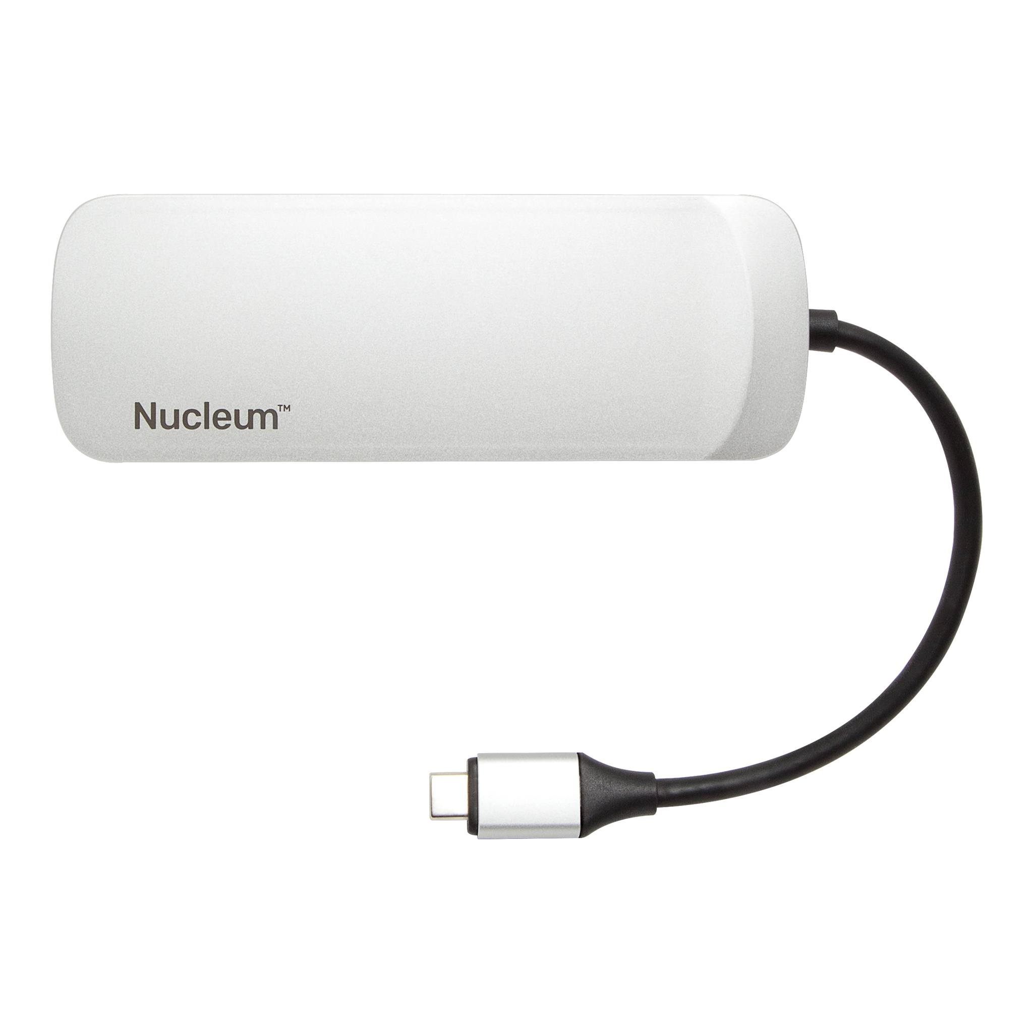 Nucleum Usb Type C Hub Hdmi 31 Sd Microsd Kingston To Adapter Macbook Pro 30 7 In 1