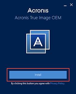 Buy OEM Acronis True Image 2019